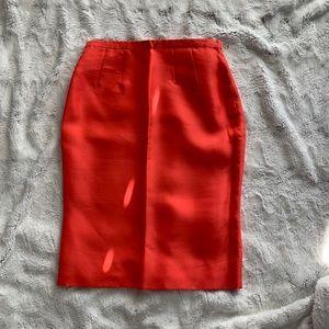 Valentino Silk Skirt